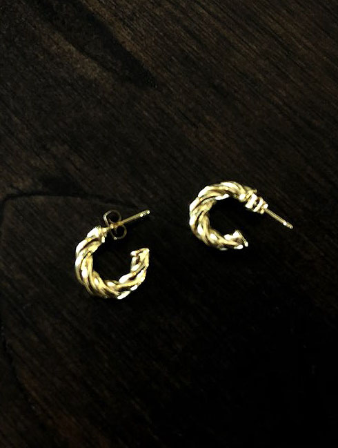 체인 링,earring [2color]